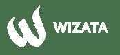 Wizata logo white